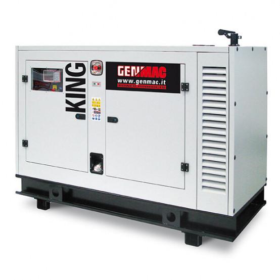 Generador Eléctrico Diésel Genmac King
