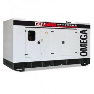 generador eléctrico diésel Genmac Omega