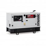El generador eléctrico diésel Genmac Dynamic