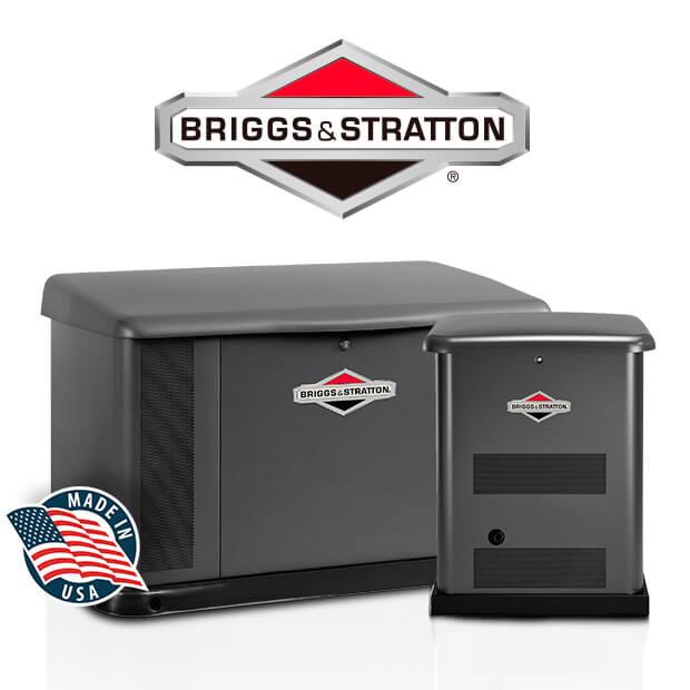 generadores electricos de gas briggs Stratton 1