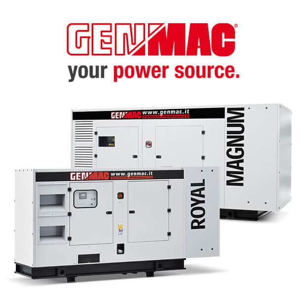 generador electrico diesel